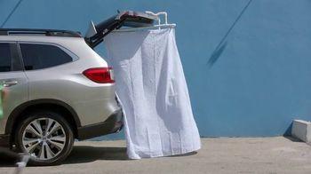 Subaru Ascent TV Spot, 'Playfull: Three Back-to-School Car Hacks' [T1] - Thumbnail 8