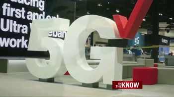 Verizon 5G TV Spot, 'In the Know: Commercial 5G Service' - Thumbnail 1