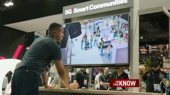 Verizon 5G TV Spot, 'In the Know: Commercial 5G Service' - Thumbnail 6