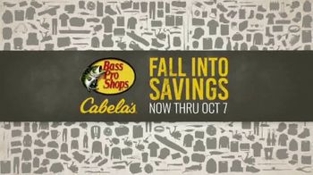 Bass Pro Shops Fall Into Savings TV Spot, 'Outerwear and Coolers' - Thumbnail 3