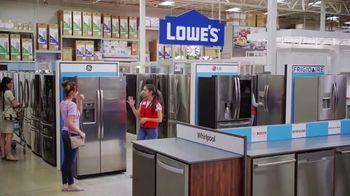 Lowe's TV Spot, 'Samsung Refrigerator' - Thumbnail 5