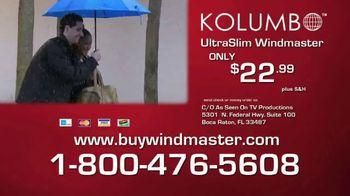 Kolumbo UltraSlim Windmaster TV Spot, 'Unexpected Downpours' - Thumbnail 10
