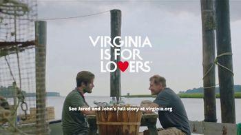 Virginia Tourism Corporation TV Spot, 'LoveShare: Jared and John' - Thumbnail 10
