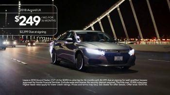 Honda Accord TV Spot, 'Style, Grace and Attitude' [T2] - Thumbnail 2