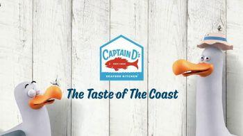 Captain D's Giant Sandwiches TV Spot, 'Fish and Catfish' - Thumbnail 10