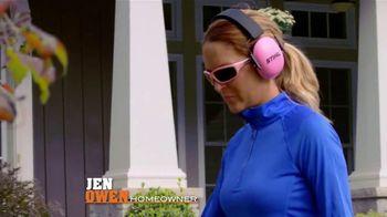 STIHL BG 56 C-E Blower TV Spot, ''Real People: Jen and Justin: Carrying Case' - Thumbnail 2