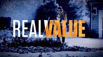 STIHL BG 56 C-E Blower TV Spot, ''Real People: Jen and Justin: Carrying Case' - Thumbnail 4