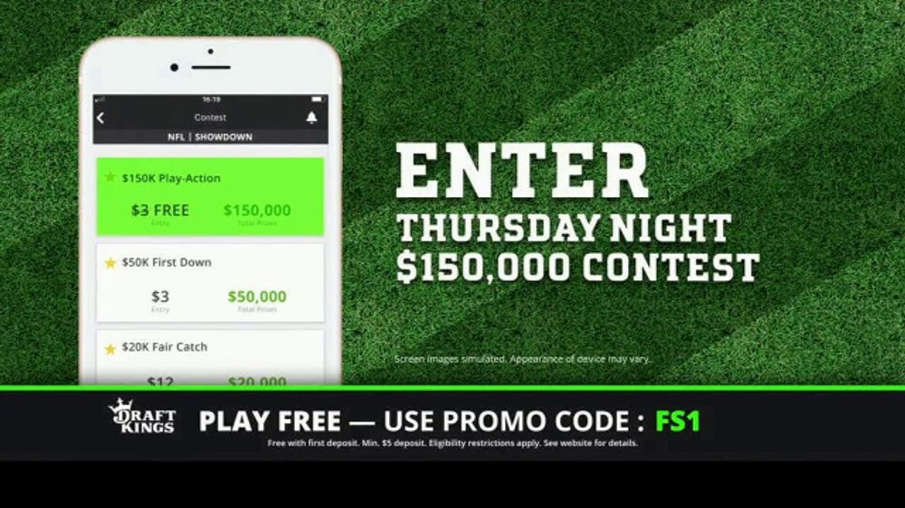 DraftKings TV Commercial, '$150,000 Contest'