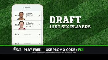 DraftKings TV Spot, '$150,000 Contest' - Thumbnail 6