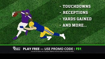 DraftKings TV Spot, '$150,000 Contest' - Thumbnail 7