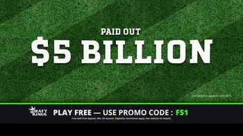 DraftKings TV Spot, '$150,000 Contest' - Thumbnail 8