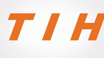 STIHL TV Spot 'Real People: Jen and Justin: Blower and Chainsaw' - Thumbnail 10