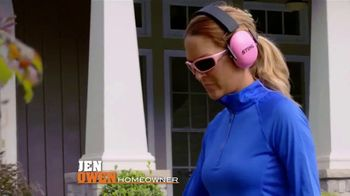 STIHL TV Spot 'Real People: Jen and Justin: Blower and Chainsaw' - Thumbnail 2