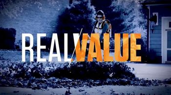 STIHL TV Spot 'Real People: Jen and Justin: Blower and Chainsaw' - Thumbnail 5