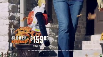 STIHL TV Spot 'Real People: Jen and Justin: Blower and Chainsaw' - Thumbnail 7