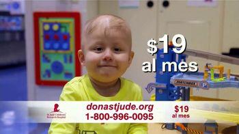 St. Jude Children\'s Research Hospital TV Spot, \'Kevin Jesus\' [Spanish]