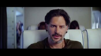 Hulu TV Spot, 'Never Fly First Class' Featuring Sofia Vergara, Joe Manganiello - Thumbnail 1