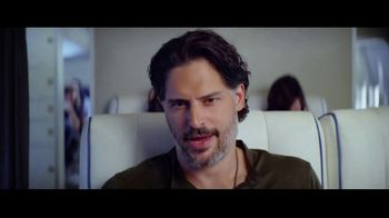 Hulu TV Spot, 'Never Fly First Class' Featuring Sofia Vergara, Joe Manganiello - Thumbnail 2