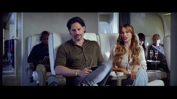 Hulu TV Spot, 'Never Fly First Class' Featuring Sofia Vergara, Joe Manganiello - Thumbnail 3