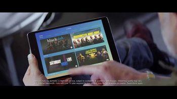 Hulu TV Spot, 'Never Fly First Class' Featuring Sofia Vergara, Joe Manganiello - Thumbnail 6