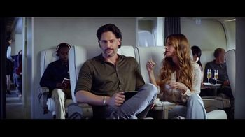 Hulu TV Spot, 'Never Fly First Class' Featuring Sofia Vergara, Joe Manganiello - Thumbnail 9