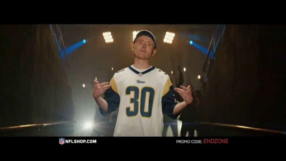 brand new 8463d 1febb NFL Shop TV Commercial, 'Vikings and Rams Fans' - Video