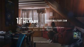 Today's Military TV Spot, 'Support: Pilot' - Thumbnail 9