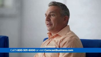 Comcast Business 75 Mbps Internet TV Spot, 'When the Unexpected Happens' - Thumbnail 3