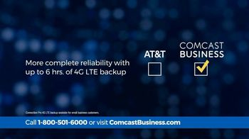 Comcast Business 75 Mbps Internet TV Spot, 'When the Unexpected Happens' - Thumbnail 9