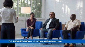 Comcast Business 75 Mbps Internet TV Spot, 'When the Unexpected Happens'