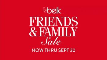 Belk Friends & Family Sale TV Spot, 'You're Invited' - Thumbnail 1