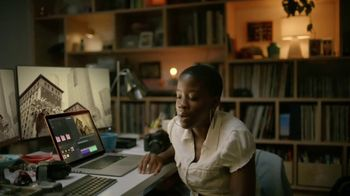 LinkedIn TV Spot, 'In It to Tell Stories: Gabrielle Gorman' - Thumbnail 3