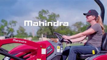 Mahindra eMax 20S HST TV Spot, 'More Tractor for Less' - Thumbnail 1