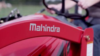 Mahindra eMax 20S HST TV Spot, 'More Tractor for Less' - Thumbnail 9