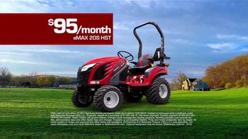 Mahindra eMax 20S HST TV Spot, 'More Tractor for Less' - Thumbnail 4