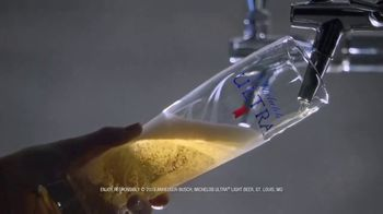 Michelob ULTRA TV Spot, 'Workout'