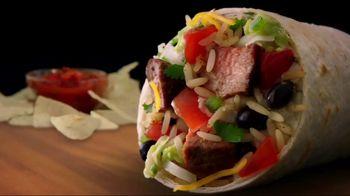 Moe's Southwest Grill Homewrecker Burrito TV Spot, 'All Natural'