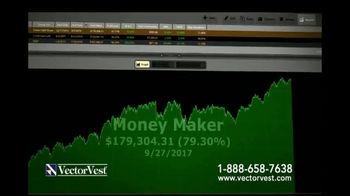 VectorVest TV Spot, 'Money Maker Stocks' - Thumbnail 5