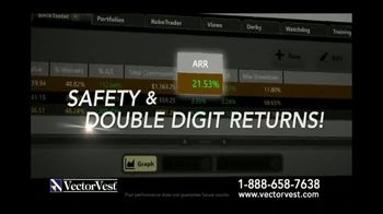 VectorVest TV Spot, 'Money Maker Stocks' - Thumbnail 6