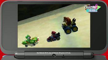 Nintendo 2DS XL TV Spot, 'Disney Channel: Mario Kart 7' - Thumbnail 1