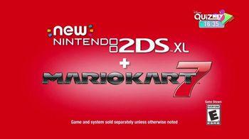 Nintendo 2DS XL TV Spot, 'Disney Channel: Mario Kart 7' - Thumbnail 9