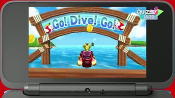 Nintendo 2DS XL TV Spot, 'Disney Channel: Mario Kart 7' - Thumbnail 6