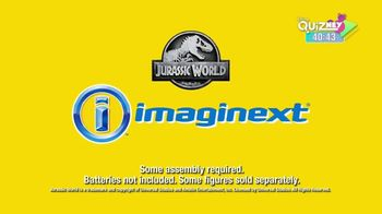 Imaginext Jurassic World Jurassic Rex TV Spot, 'Disney Channel: Next Level' - Thumbnail 10
