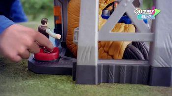 Imaginext Jurassic World Jurassic Rex TV Spot, 'Disney Channel: Next Level' - Thumbnail 4