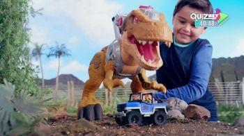 Imaginext Jurassic World Jurassic Rex TV Spot, 'Disney Channel: Next Level' - Thumbnail 7