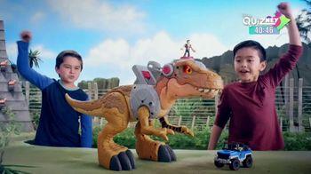 Imaginext Jurassic World Jurassic Rex TV Spot, 'Disney Channel: Next Level' - Thumbnail 8