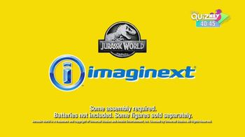 Imaginext Jurassic World Jurassic Rex TV Spot, 'Disney Channel: Next Level' - Thumbnail 9