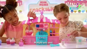 Num Noms Snackables Silly Shakes Maker TV Spot, 'Disney Channel: Silly Surpises' - Thumbnail 1
