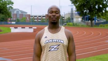 The University of Akron TV Spot, 'The Akron Tradition' Featuring LeBron James - Thumbnail 4