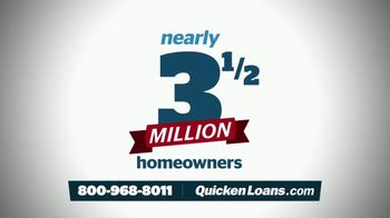 Quicken Loans Mortgage Review TV Spot, 'HARP Ending Soon' - Thumbnail 5